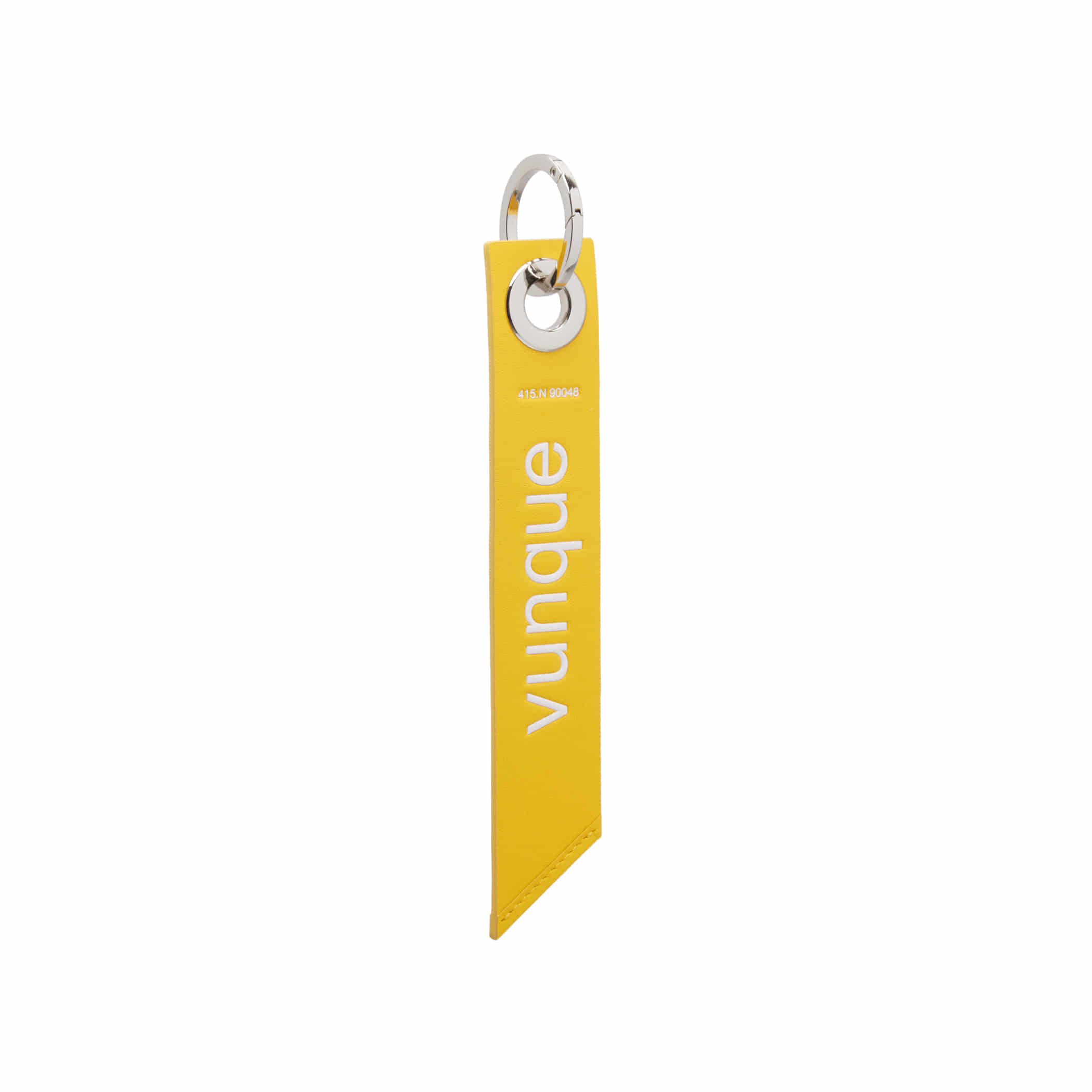 vunque Flag charm _ Yellow