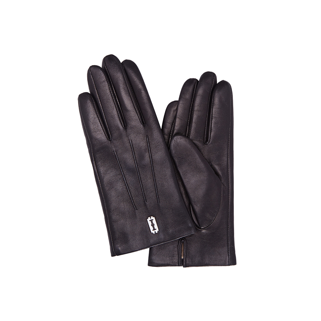Toque Leather Gloves (토크 레더 장갑) Black