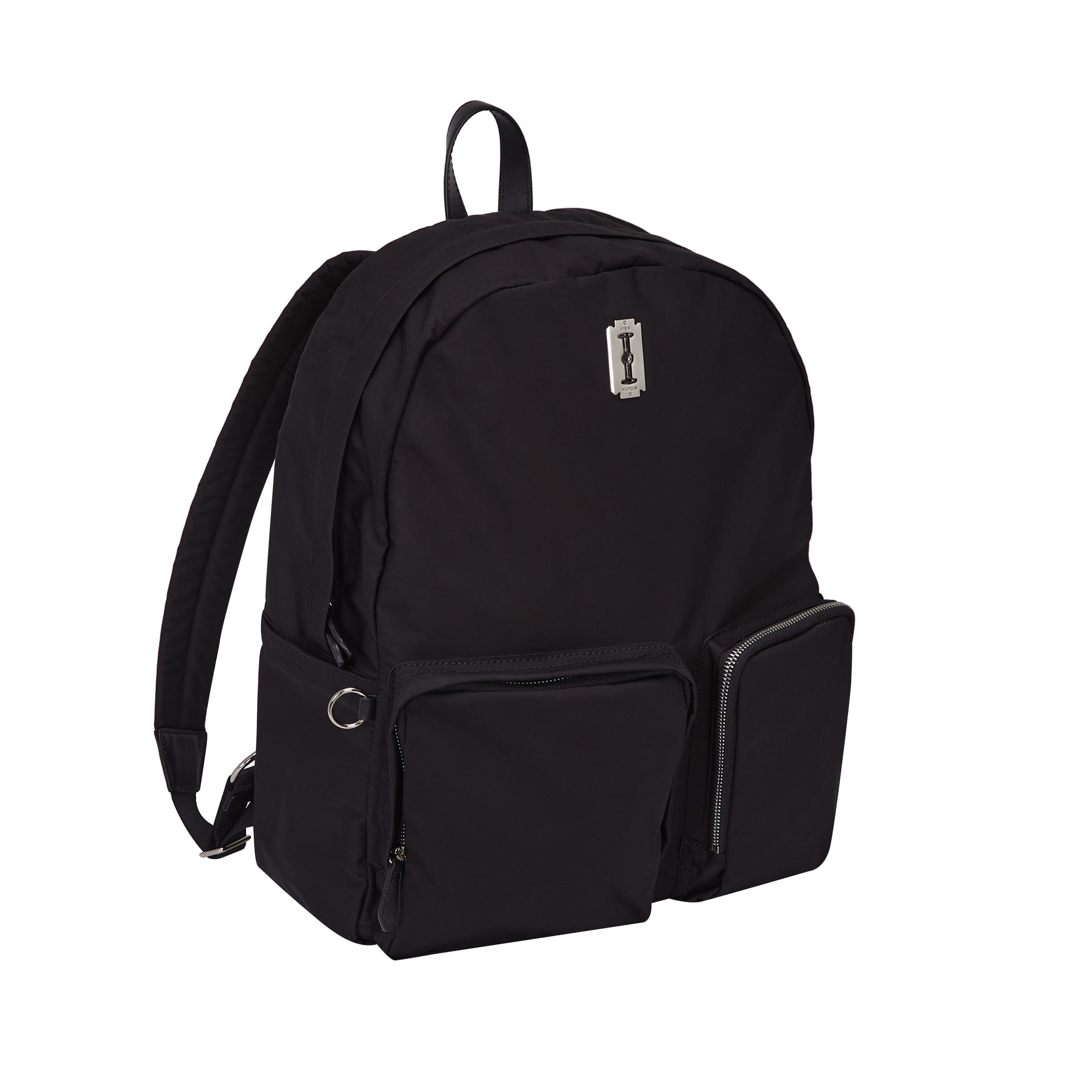 Hey Pass Backpack (헤이 패스 백팩) Black